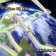 Wii Rainbow Road