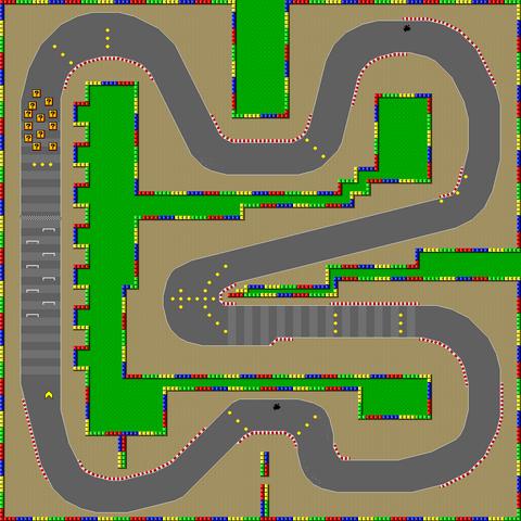File:SNES Mario Circuit 3 map.png