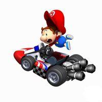 Baby Mario (Mario Kart Wii)