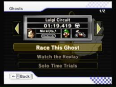 Expert Staff Ghost (Luigi)