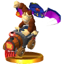 Barrel Train Trophy (Super Smash Bros.)