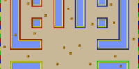 Battle Course 2 (SNES)