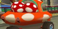 Mushroom Cars