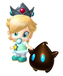 Baby Rosalina | Mario Kart Wii Wiki | FANDOM powered by Wikia