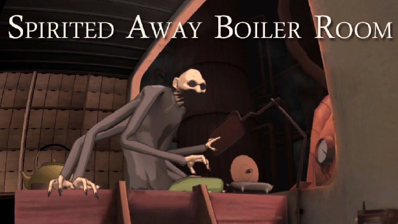 Spirited Away Boiler R...