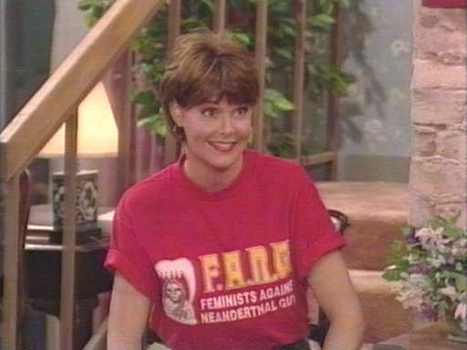 Image result for women's organization F.A.N.G. marcy d'arcy on married with children