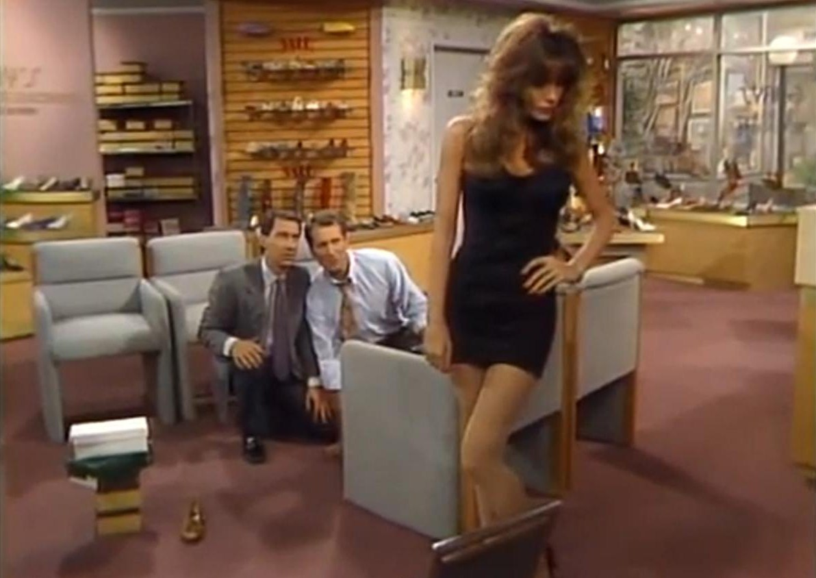 Married With Children Gary S Shoes