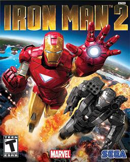 Ironman2 videogame