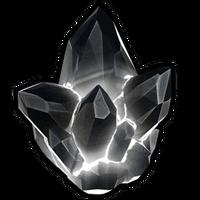 Crystal multi spiderman black