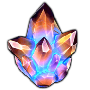 Crystal ironman