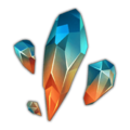 Premium Hero Crystal Shards
