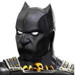 Black Panther portrait