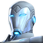 Superior Iron Man portrait