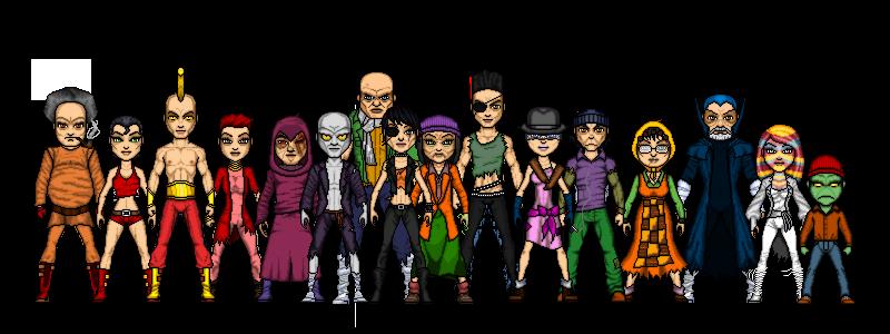 Category:Morlocks | Marvel-Microheroes Wiki | Fandom powered by Wikia