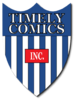 Timely Comics logo