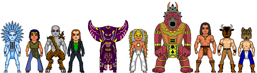 Category:Native American Gods | Marvel-Microheroes Wiki | Fandom ...
