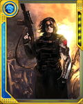 Bionic Assassin Winter Soldier