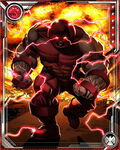 Crimson Gem of Cyttorak Juggernaut