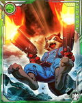 Guns Blazing Rocket Raccoon