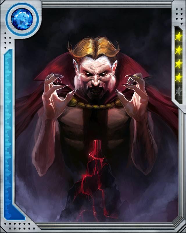 Lucifer Marvel: [Son Of The Devil] Hellstorm