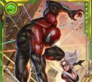 Stormy Romance Spider-Man & Black Cat