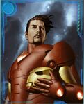 Figurehead Iron Man