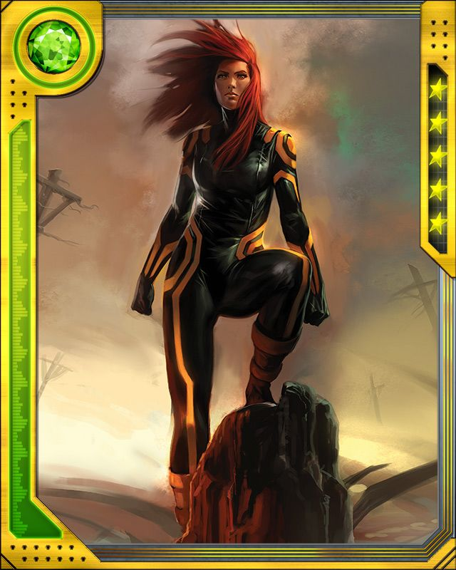 Something to Prove  Hope Summers   Marvel  War of Heroes Wiki