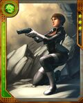Beautiful Genius Commander Maria Hill