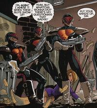 Firestorm Troopers (Earth-9)