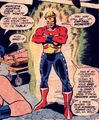 Steve Trevor Captain Wonder 001