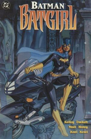 Cover for Batman: Batgirl #1 (1997)