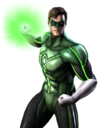 Hal Jordan (Injustice Gods Among Us) 001