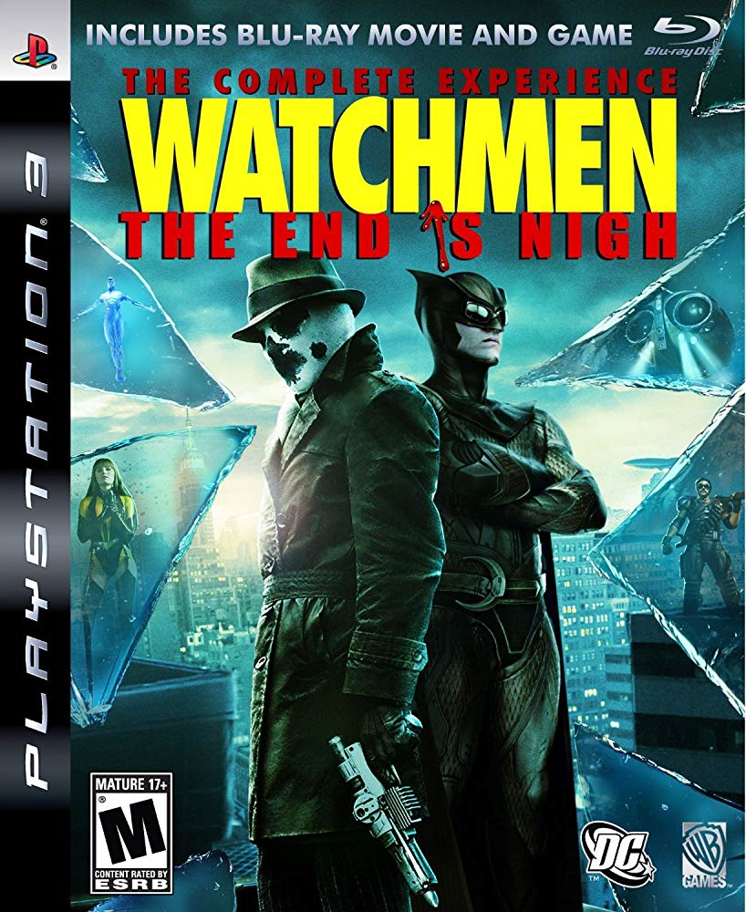 Watchmen End is Nigh 01