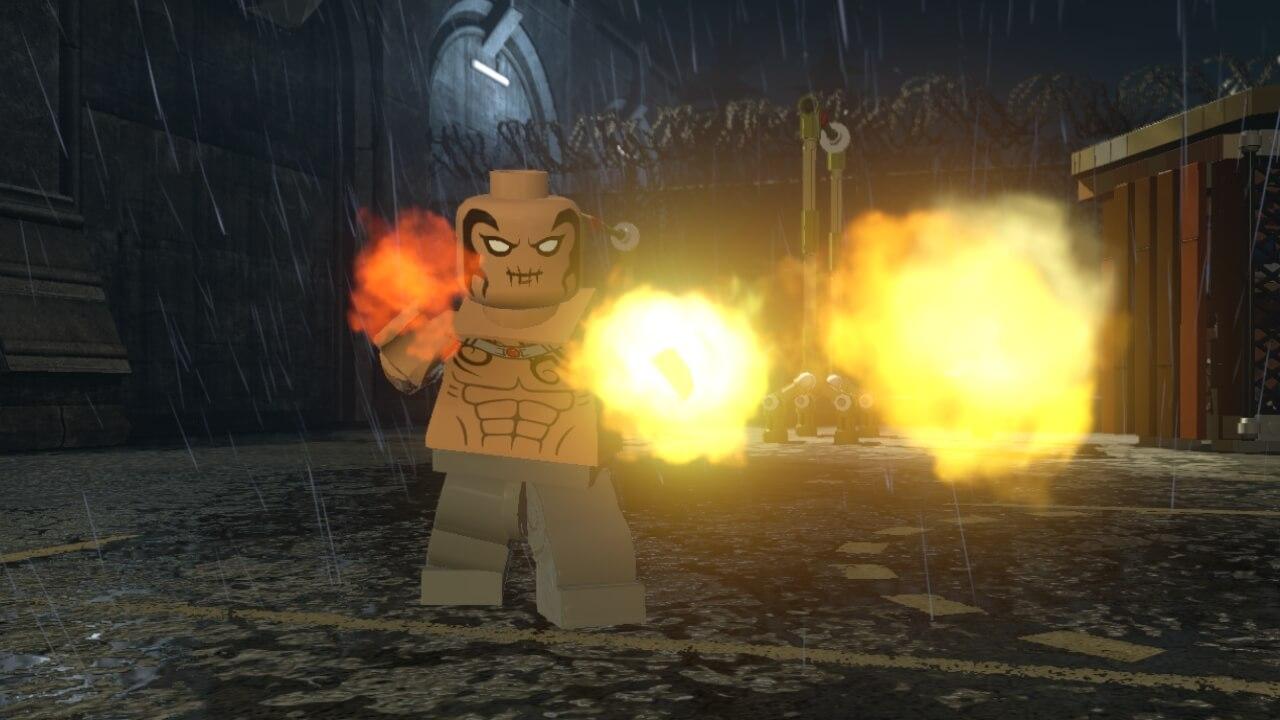 El Diablo Lego Batman 001