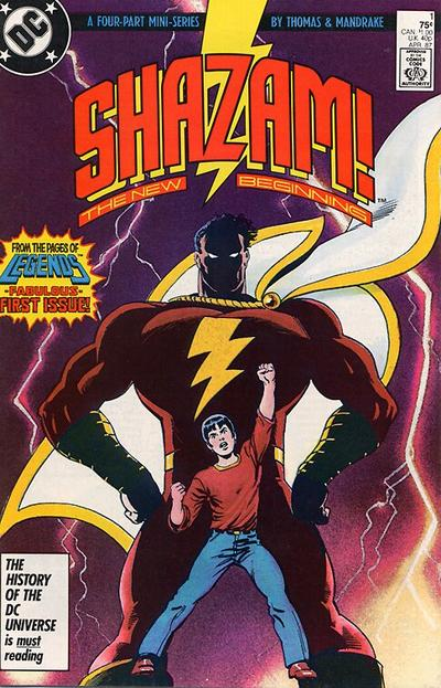 Image result for shazam a new beginning