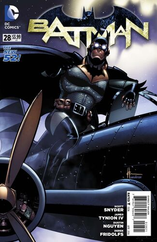 "<a href=""/wiki/Howard_Chaykin"" title=""Howard Chaykin"">Howard Chaykin</a> Steampunk Variant"