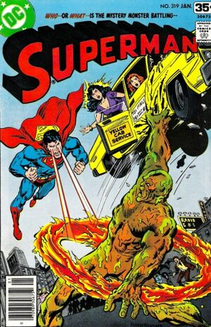 Cover for Superman #319 (1978)