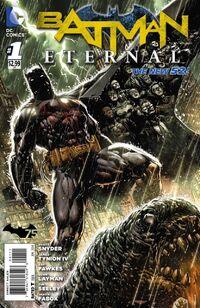 Batman Eternal Vol 1 1