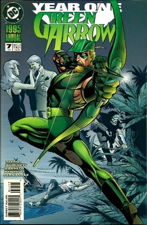 Cover for Green Arrow Annual #7 (1995)