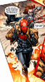 Red Hood Jason Todd New 52 0002