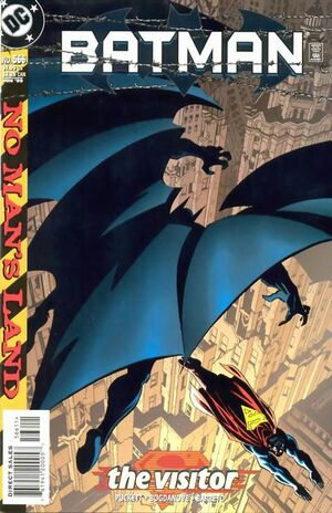 Cover for Batman #566 (1999)