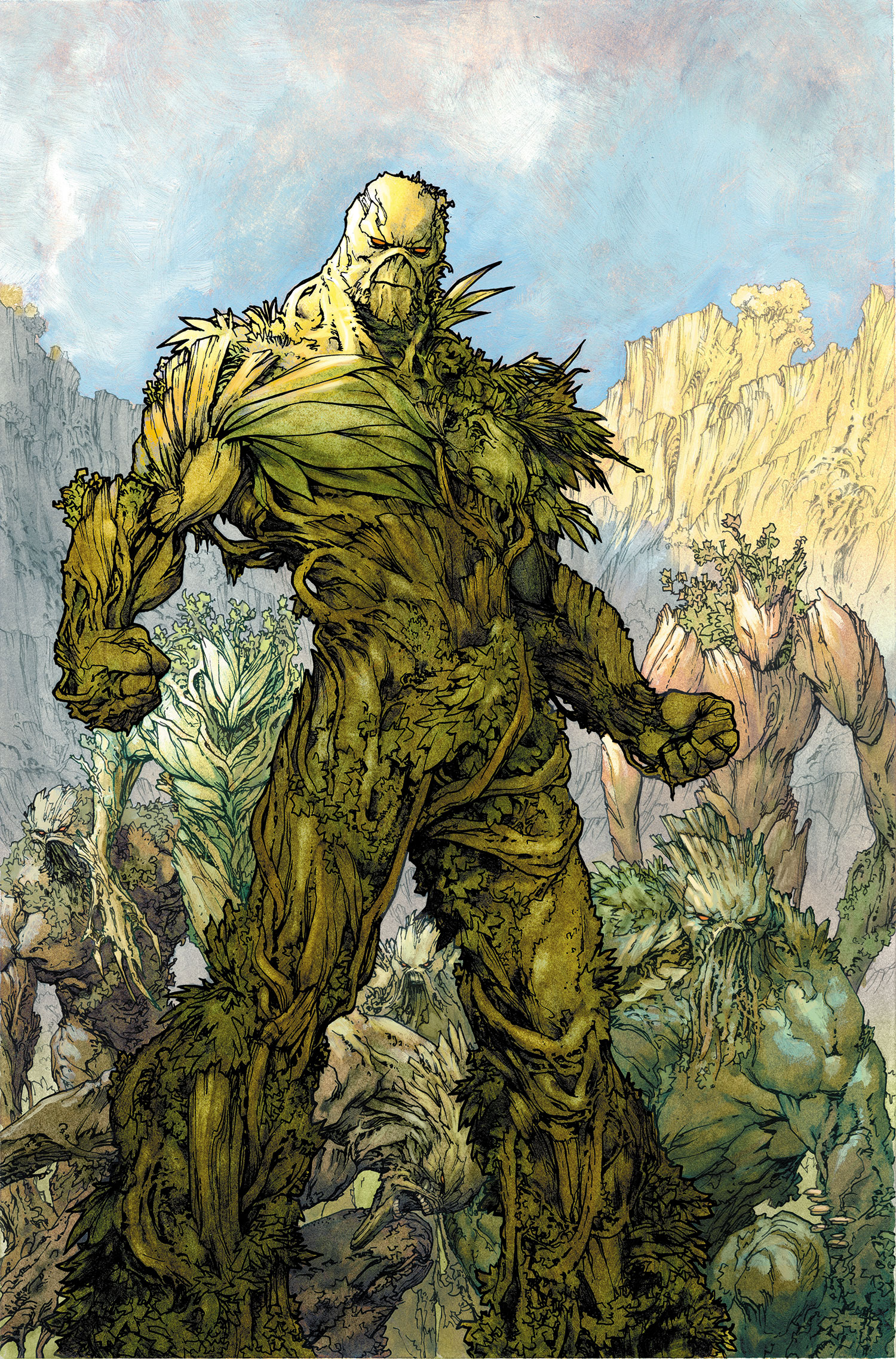 Swamp Thing | DC Database | FANDOM powered by Wikia