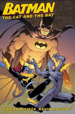Cover for the Batman: The Cat and the Bat Trade Paperback