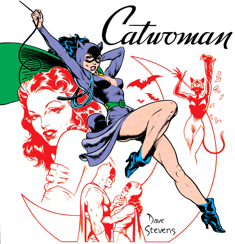 Image result for catwoman earth two