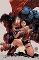 Superman Wonder Woman Vol 1 8 Textless