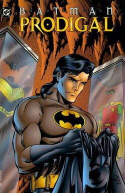 Cover for the Batman: Prodigal Trade Paperback
