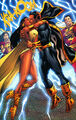 Isis and Black Adam 001