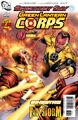 Green Lantern Corps Vol 2 57 Variant