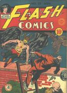 Flash comics 23