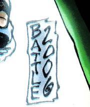 Eric Battle signature